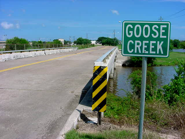 Goose Creek Baytown,Texas <br><img src=